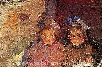 Aged & Cracked Paintings - ArtsHeaven com
