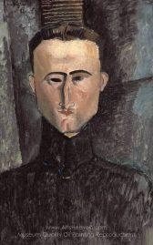 Amedeo Modigliani Andre Rouveyre
