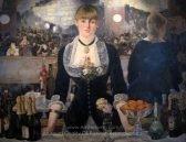 Édouard Manet A Bar at the Folies-Bergere