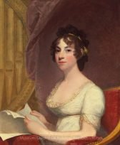 Gilbert Stuart Anna Maria Brodeau Thornton (Mrs. William Thornton)