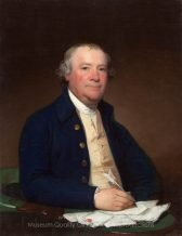 Gilbert Stuart Captain Joseph Anthony