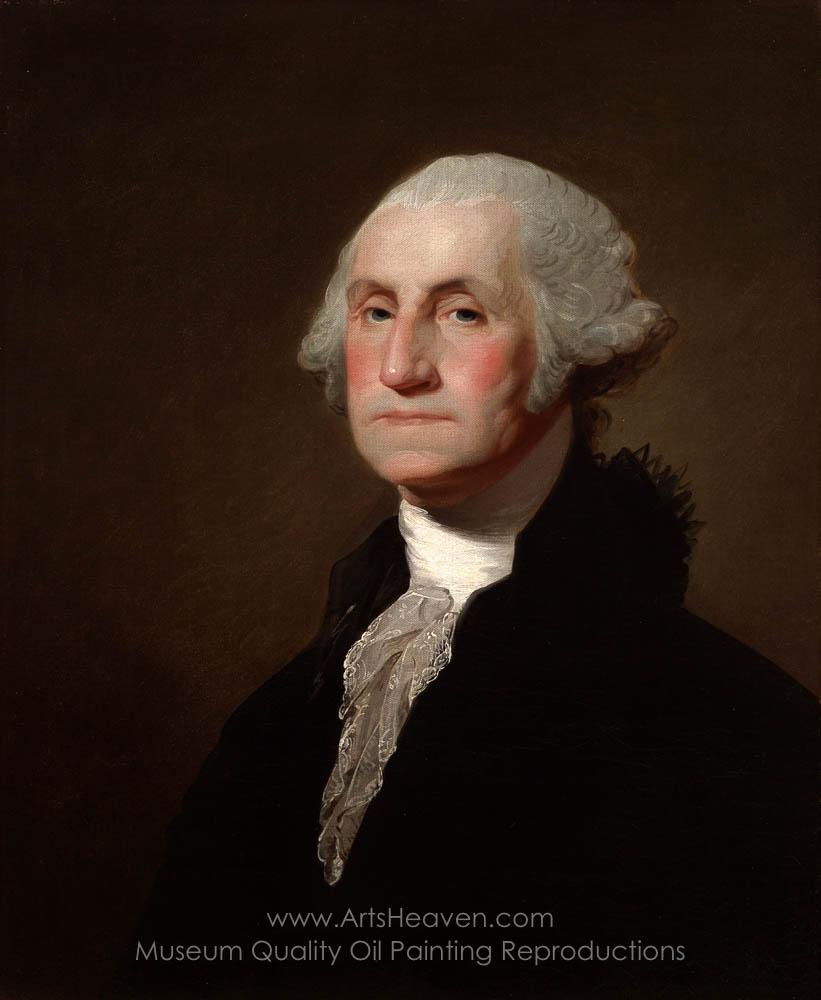 Gilbert Stuart George Washington