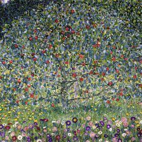 Gustav Klimt Apple Tree I