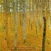 gustav-klimt-beech-forest-i