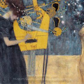 Gustav Klimt Music I