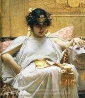 John William Waterhouse Cleopatra