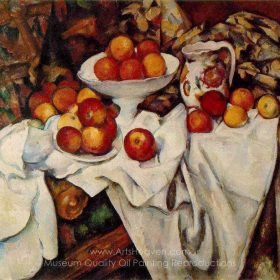Paul Cezanne Still Life with Apples and Oranges
