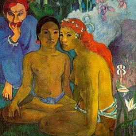 Paul Gauguin Conted Barbares Primitive Tales