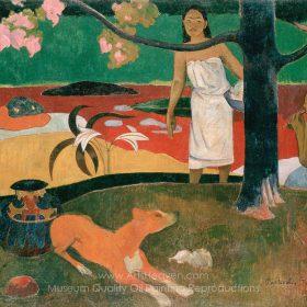 Paul Gauguin Tahitian Pastorals