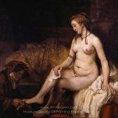Rembrandt Van Rijn Bathsheba at Her Bath
