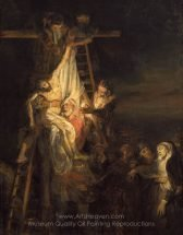 Rembrandt Descent from the Cross