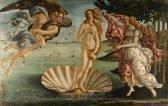 Sandro Botticelli The Birth of Venus