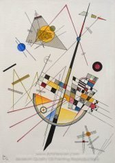 wassily-kandinsky-delicate-tension
