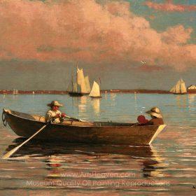 Winslow Homer Gloucester Harbor