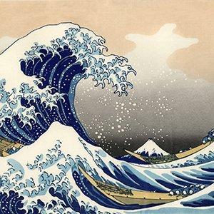 Hokusai, Katsushika