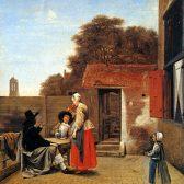 Hooch, Pieter De