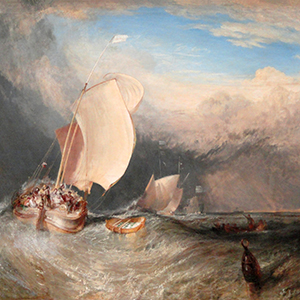 Turner, Joseph M. W.