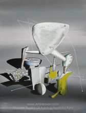 yves-tanguy-AMERICAN COMPOSITION