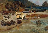 albert-bierstadt-fishing-boats-at-capri
