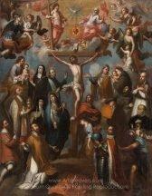 Francisco-Antonio-Vallejo-Allegory-of-the-Crucifixion-with-Jesuit-Saints-Alegoría-de-la-crucifixión-con-santos-jesuitas.jpg